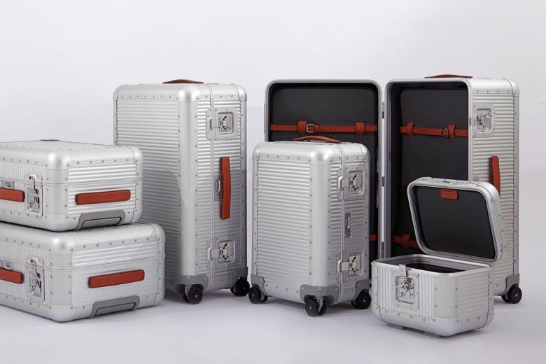 Le valigie Bank di FPM: viaggiare con stile si può
