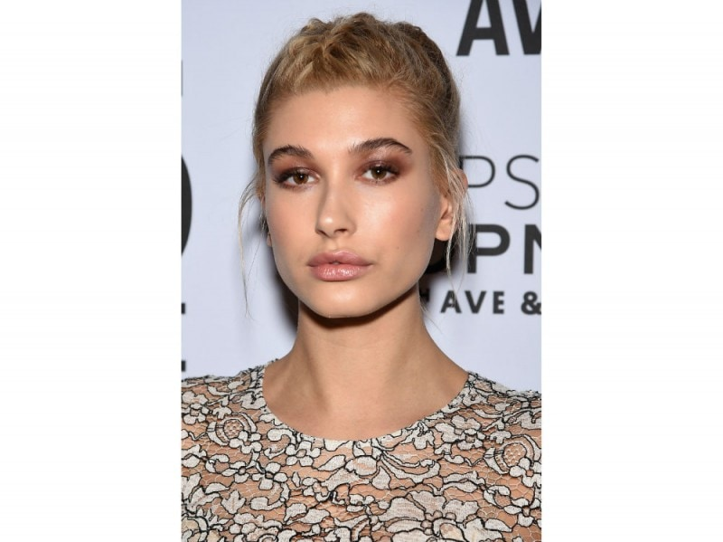 hailey baldwin make up 3
