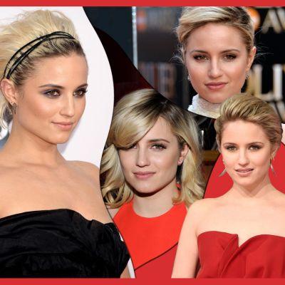 Dianna Agron capelli: le acconciature più belle del 2015