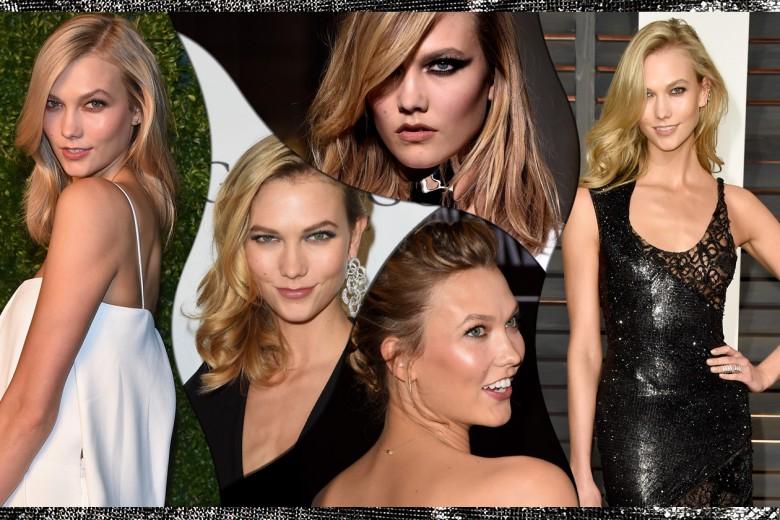 Karlie Kloss: capelli, trucco e outfit per uno stile da top model