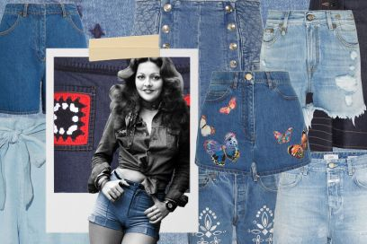 Denim shorts: le versioni più glam dell'estate