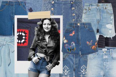Denim shorts: le versioni più glam dell'estate