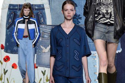 Gonne di jeans: tutti i modelli da sfoggiare per l'estate