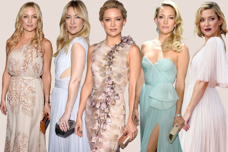 Kate Hudson: i migliori look da red carpet