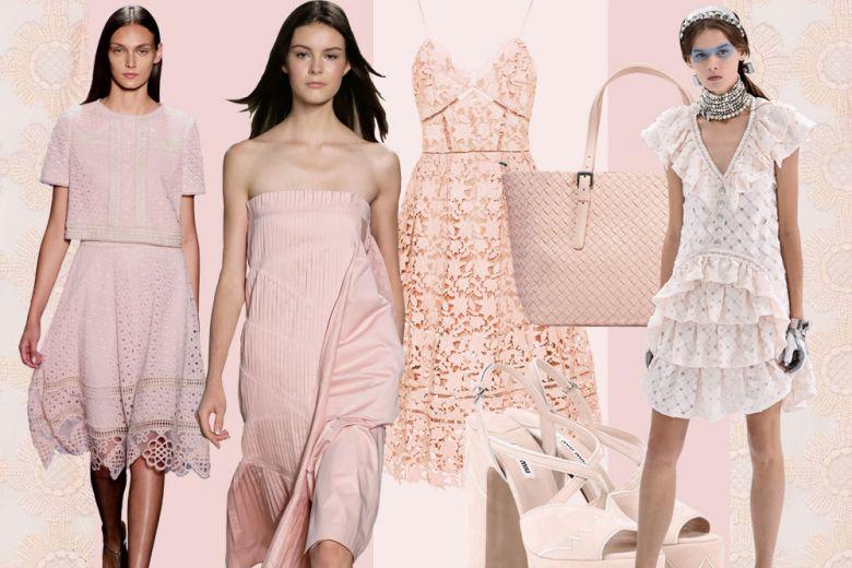 Tendenza rosa cipria: la nuance bon ton per l'estate 2016