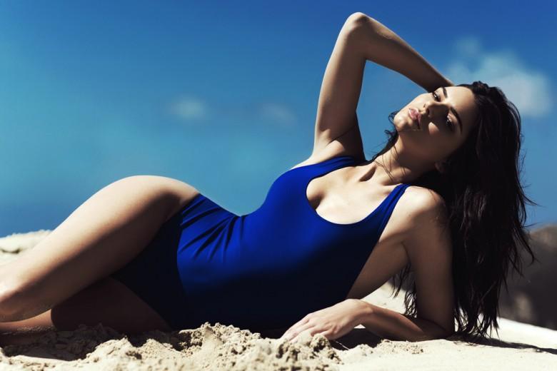 I costumi di Kendall e Kylie Jenner in vendita su Topshop