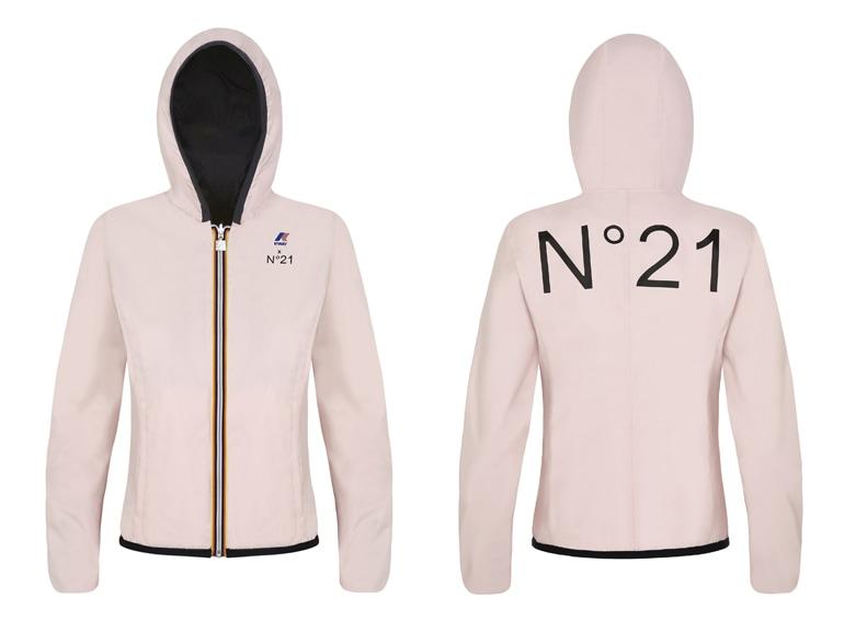 kway-numero-21-giacca-donna