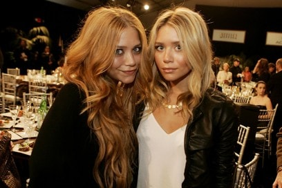 mary kate ashley olsen backstage
