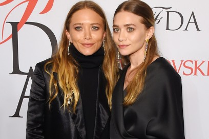 mary kate ashley olsen cfda