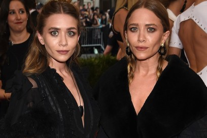 mary kate ashley olsen nero