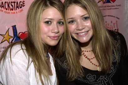 mary kate ashley olsen teenager