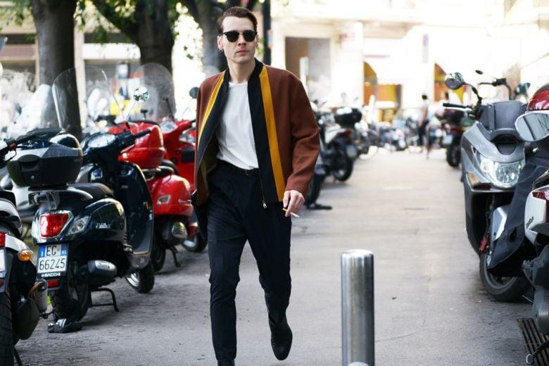 Street style: le foto da Milano Moda Uomo