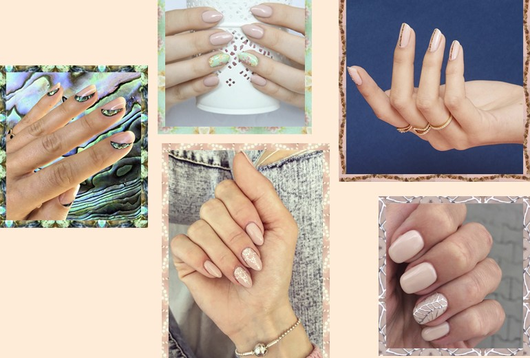 Nail art nude: 10 idee da copiare ora