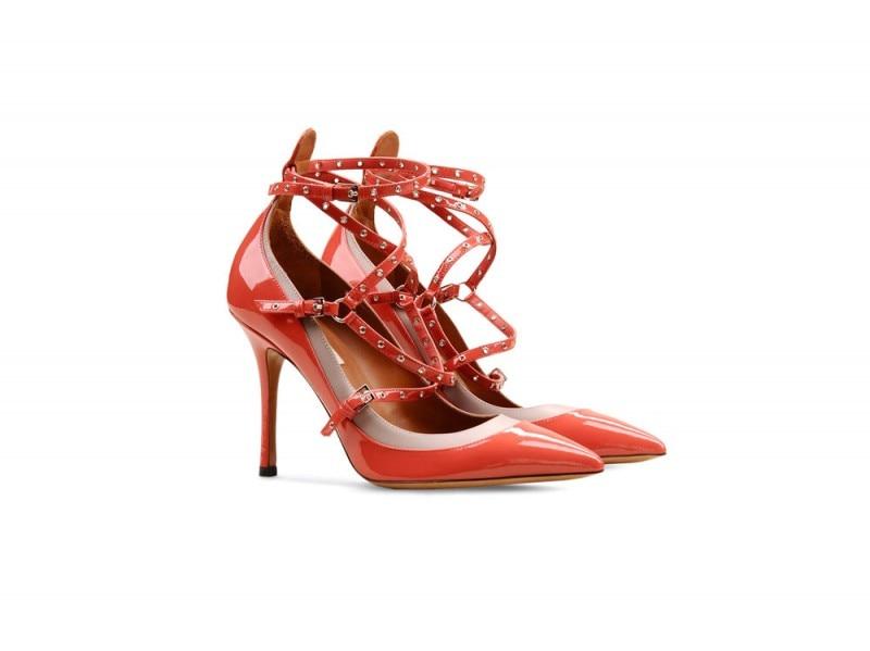 valentino-scarpe-vernice-rosso