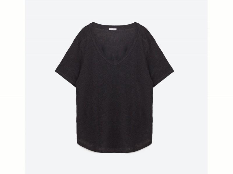 zara-tshirt-lino-basic
