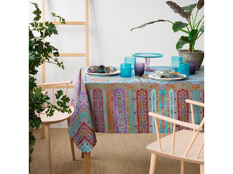 1.tovaglia-cotone-satin-blue-zara-home-saldi-estate-2016-idee-tessile-casa