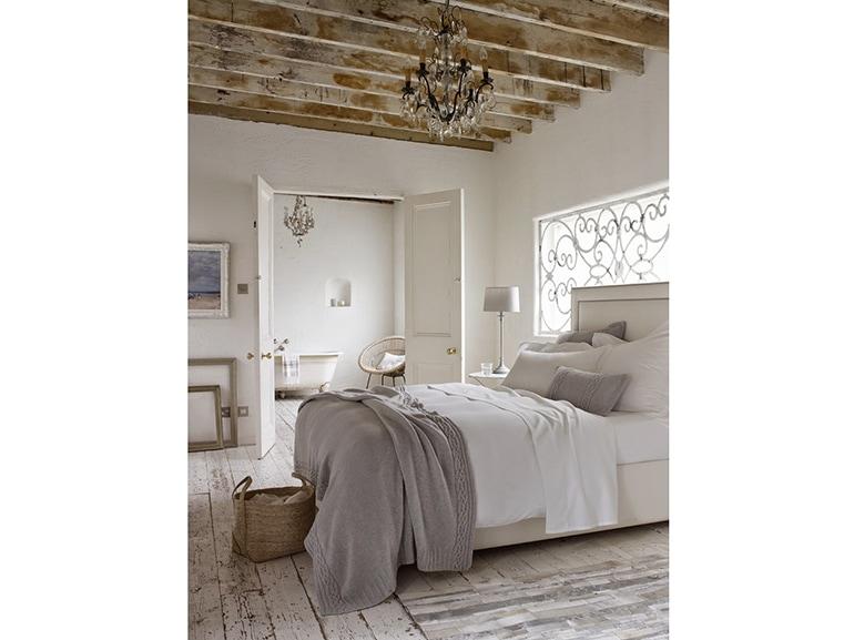 5 stili per 15 camere da letto grazia - Camera da letto ferro battuto ...