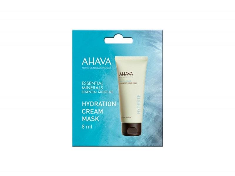 Ahava_hydration cream mask