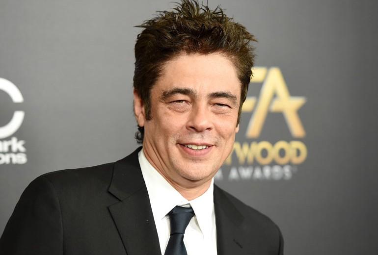 Benicio Del Toro: Non sono poi così cattivo