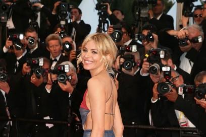 Sienna Miller: i migliori trucchi e look capelli