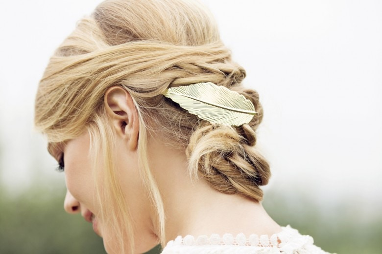 Acconciature sposa: le idee capelli per l'estate 2016