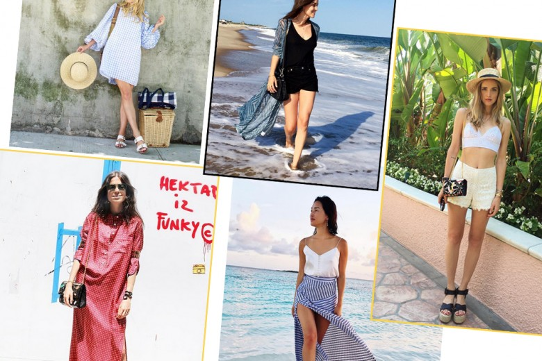 Aperitivo in spiaggia: 10 look da indossare