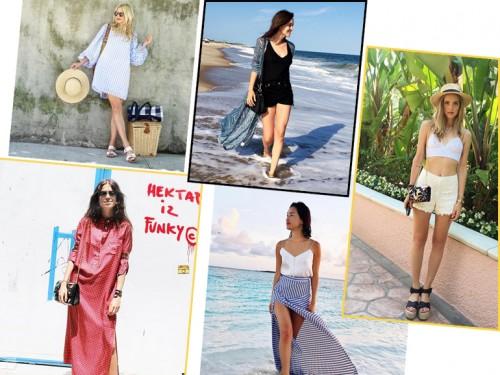 Aperitivo in spiaggia  10 look da indossare - Grazia.it b9deed05ec9