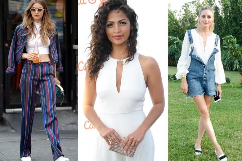 Le best dressed della settimana: da Gigi a Olivia