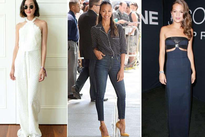 Le best dressed della settimana: Alicia Vikander, Matilde Gioli e le altre