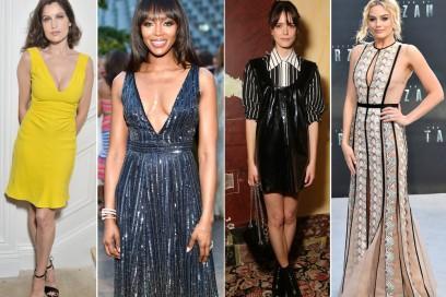 Le best dressed della settimana: Laetitia Casta, Naomi Campbell e Margot Robbie