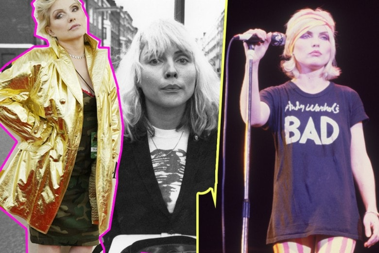 Happy birthday Debbie Harry! 71 anni dallo stile inconfondibile