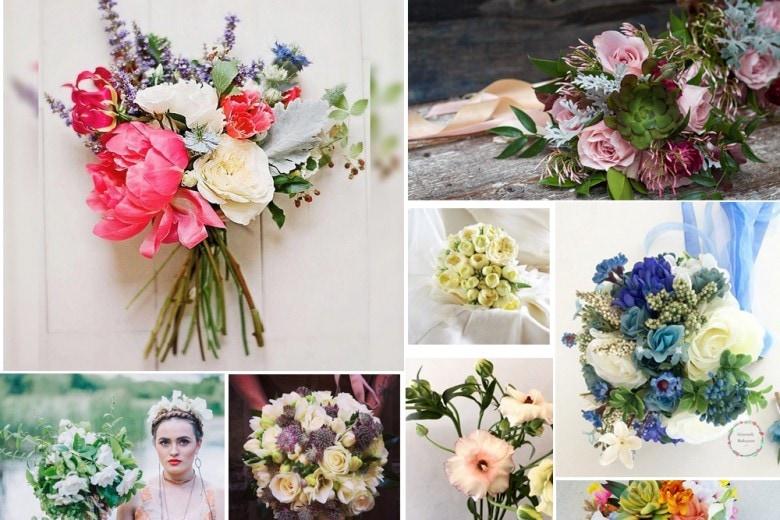 Il bouquet per la sposa: le idee più belle da Instagram