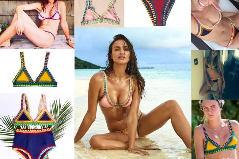Kiini mania: il bikini preferito dalle star
