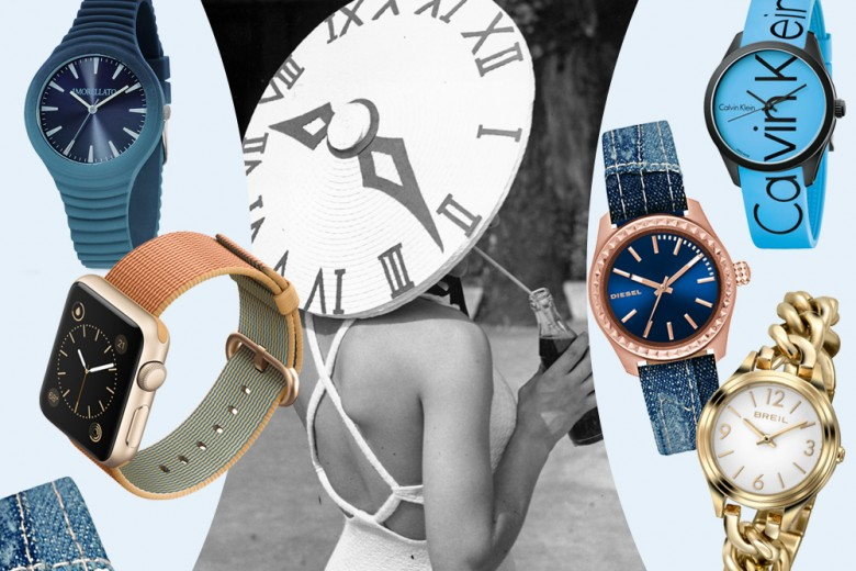 Orologi, tutti i modelli per l'estate