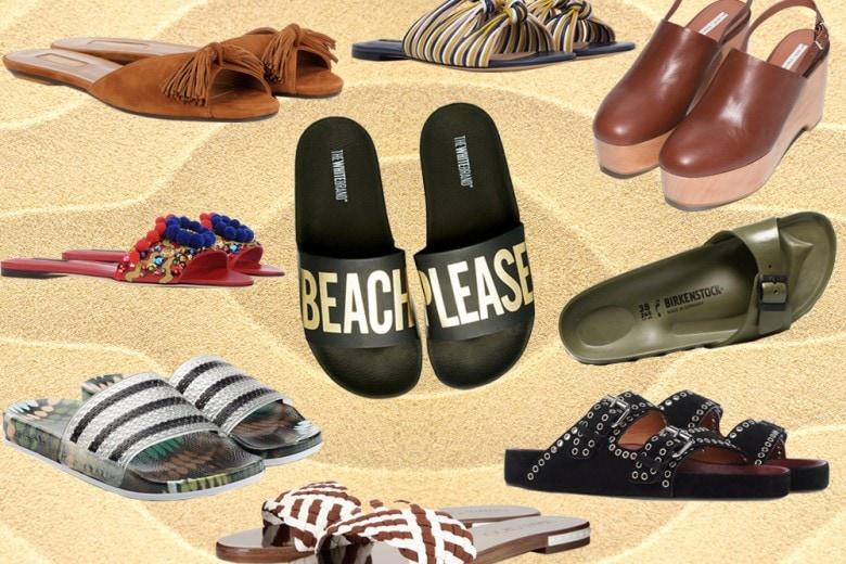Scarpe da spiaggia: tutti i modelli dell'estate