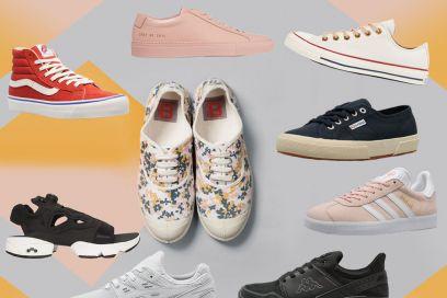 Le sneakers per l'estate 2016