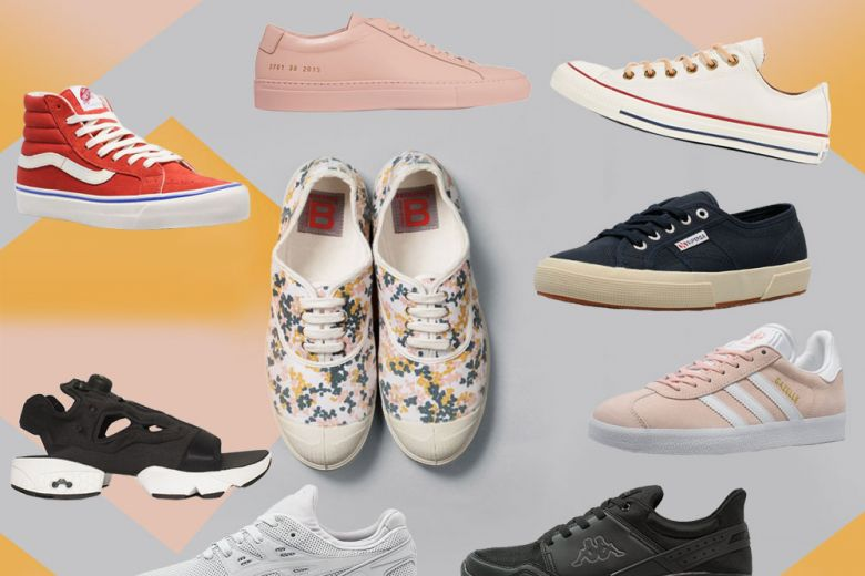 Le sneakers per l'estate 2016