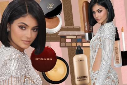 Copia il trucco bronze glam di Kylie Jenner