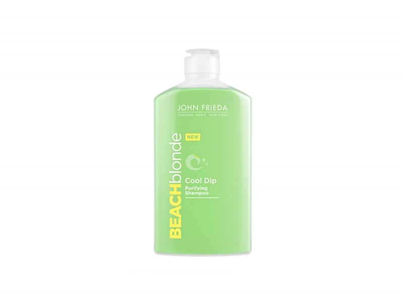 John Frieda Beach Blonde Cool Dip Purifying Shampoo