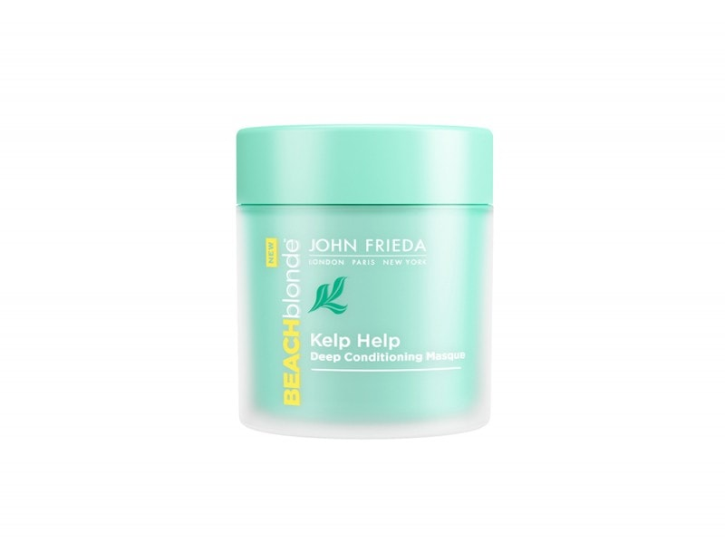 John Frieda Beach Blonde Kelp Help Deep Conditioning Masque