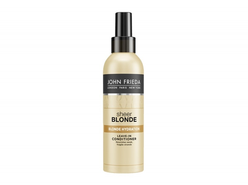 John Frieda Sheer Blonde Hydration Spray