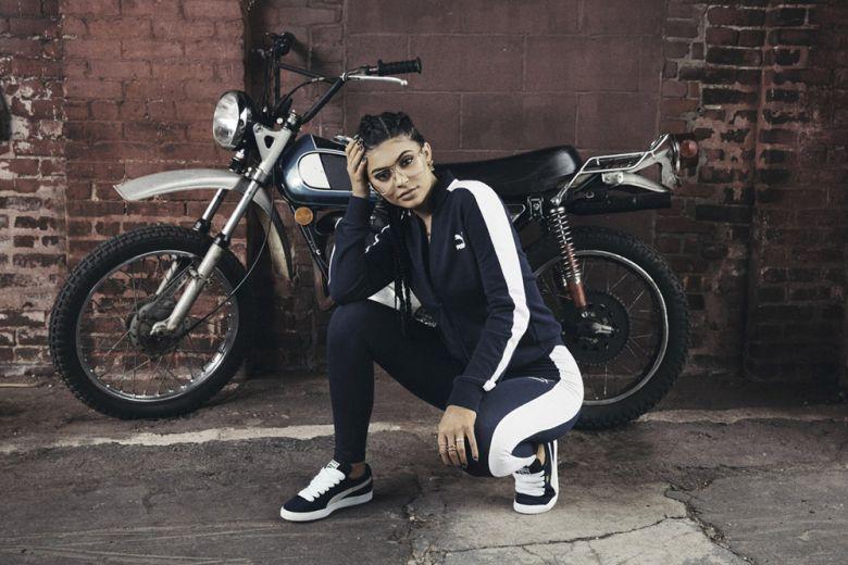 Puma rilancia le sneakers Suede