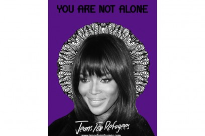 Naomi-Campbell-jeans-for-refugees