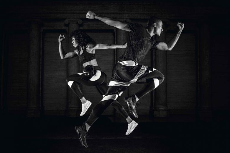 NikeLab e Riccardo Tisci si allenano con Inez & Vinoodh
