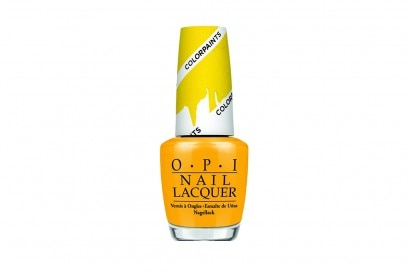 OPI Primarily Yellow