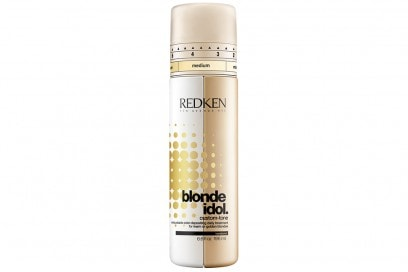 Redken Blonde Idol Custom-Tone Conditioner Gold for Warm Blonders