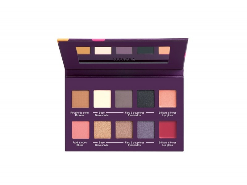 Sephora_Palettes M'sD US-ready for tonight ouverte