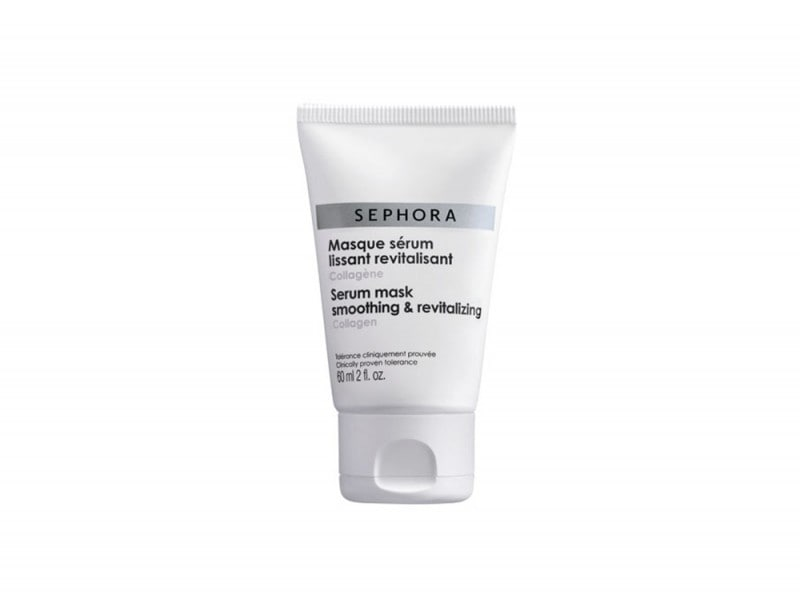 Serum mask smoothing & revitalizing