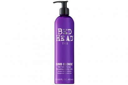 TIGI Bed Head Dumb Blonde Toning Shampoo