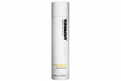 TONI & GUY Nourish Conditioner for Blonde Hair